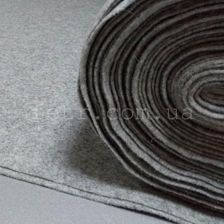 Войлок натуральный Цвет G6, Толщина 1,2 мм