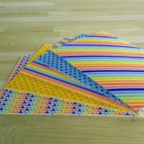 Набор фетра с рисунком №9 для рукоделия 5 листов