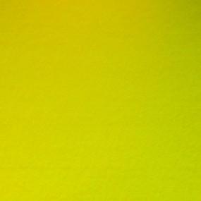 Фетр Лазерно желтый № 807