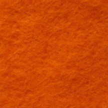 Фетр Оранжевый №15