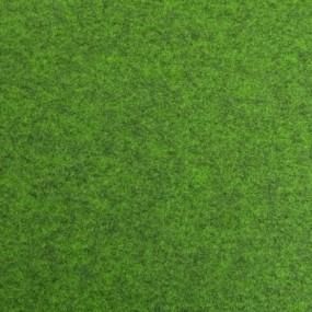 Войлок Зеленый Меланж Для Сумок с Латексным покрытием