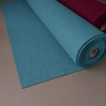 Войлок натуральный Цвет G36, Бирюзовый меланж, Толщина 3 мм