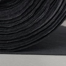 Фетр Черный 499