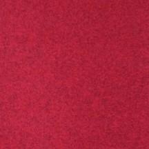 Войлок Темно-красный меланж