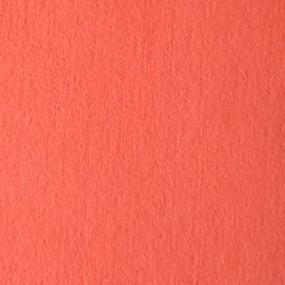 Войлок Розово-Оранжевый