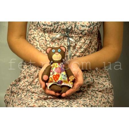Набор для шитья «Мишка Малышка»