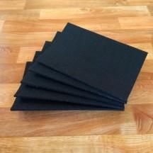 Войлок, 6 мм, 800 г/м2 Цвет: черный