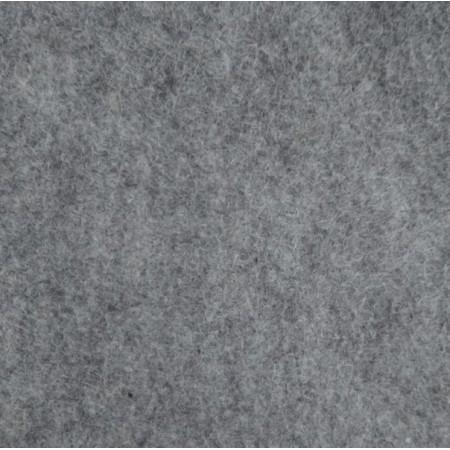 Фетр Натуральный Серый Меланж