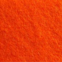 Войлок Оранжевый № 426
