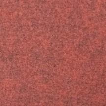 Войлок Терракотовый Меланж Для Сумок с Латексным покрытием