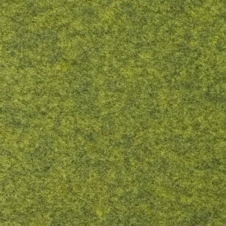 Войлок Оливковый Меланж Для Сумок с Латексным покрытием